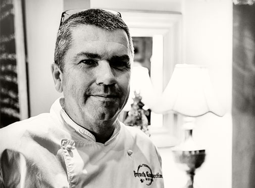 Matthew Gordon - Chef Patron